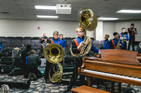 2016-08-14 (BHS Band) Cornerstone Church-photos
